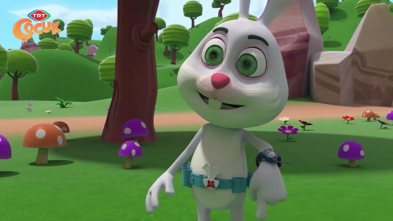 Akıllı Tavşan Momo 5 Bölüm Bir Arada - 1 Saat