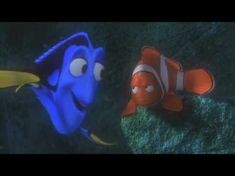 "Finding Nemo ""Just Keep Swimming"" Clip"
