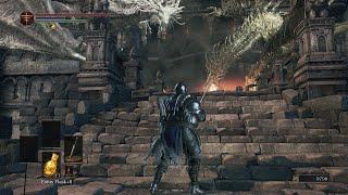 Dark Souls 3 - Killing the Dragons of Lothric Castle