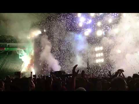 PARADISE CITY + FINAL – Guns N Roses @La Plata, Argentina 1 Oct 2017 – DESDE EL POGO
