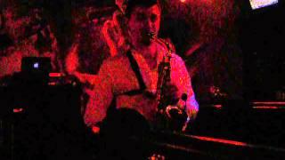 Cергей Бабанов саксофон / Dream Bar
