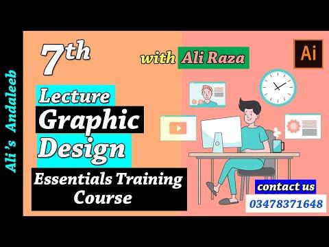 Adobe Illustrator Essential Training