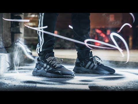 Foot Locker Canada x Adidas Nite Jogger: Unboxing & On Feet