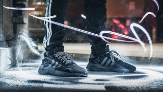Foot Locker Canada x Adidas Nite Jogger: Unboxing & On-Feet