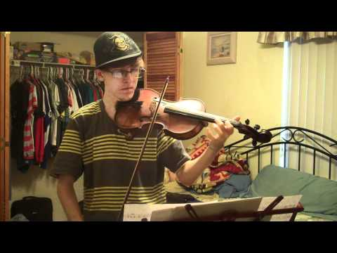 Battlerock Galaxy (Super Mario Galaxy) on Violin