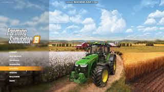 Farming Simulator 2019 - Romanian Menu