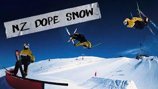 NZ DOPE SNOW - Jesper Tjäder