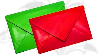 How to envelope | Easy Origami Envelope Tutorial  //  DIY beauty and easy