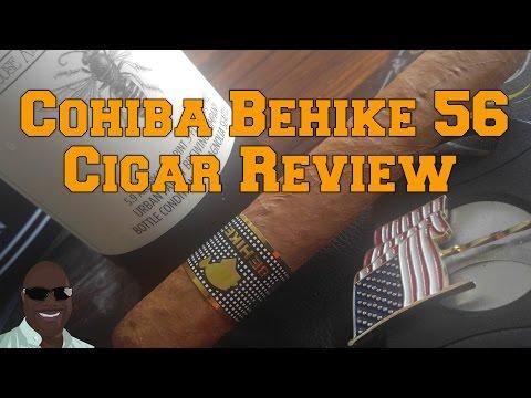Cohiba Behike 56 Cigar Review | LeeMack912 | Cuban cigars