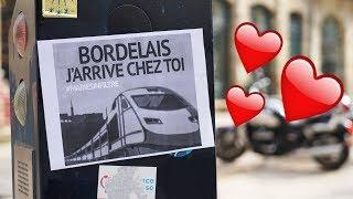 BORDELAIS, J'ARRIVE CHEZ TOI !