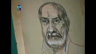 Уроки живописи # 21. Рисуем портреты разными графическими материалами. Часть 1