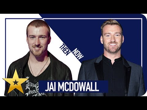 Then and Now: Jai McDowall | BGT: The Champions
