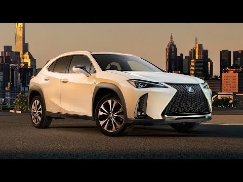 2019 Lexus UX Reveal ► Amazing Luxury Crossover
