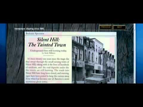 沉默之丘 Silent Hill (2006) 電影預告片 - YouTube