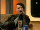 Marilyn Manson german interview pt 1