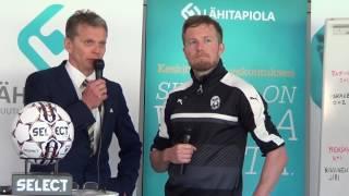 Lehdistötilaisuus: KuPS - HJK