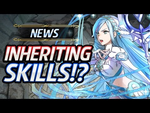 Fire Emblem Heroes - Units will be able to Inherit Skills!? (News)
