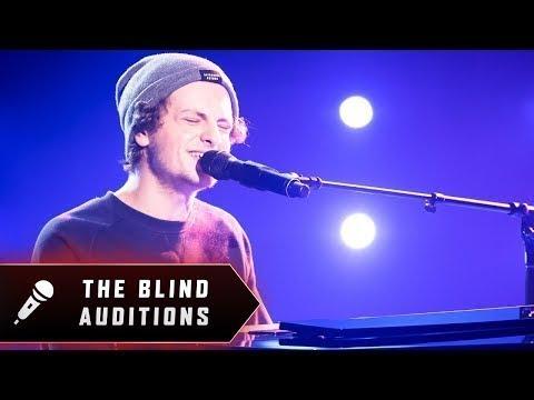 Blind Audition: Daniel Shaw 'Beneath Your Beautiful' - The Voice Australia 2019
