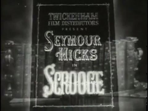 Scrooge (1935) [Drama] [Fantasy] [Christmas]