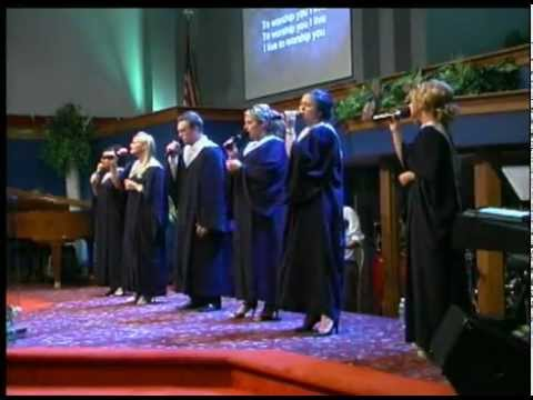 Apostolic praise and worship music songs - I live to worship you