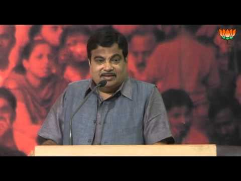 Speech of Sh. Nitin Gadkari on Globalization & Indian Society: 20.10.2012