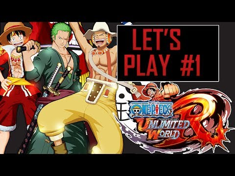 [FR] Let's Play One Piece Unlimited World Red #1 | PUNK HAZARD