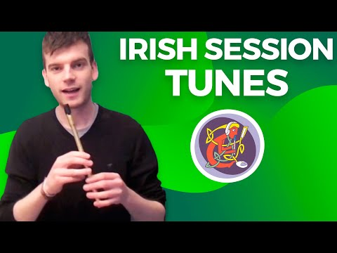 Expert Irish Tin Whistle Lesson: Learn Ornamentation + The Baltimore Salute [Reel]