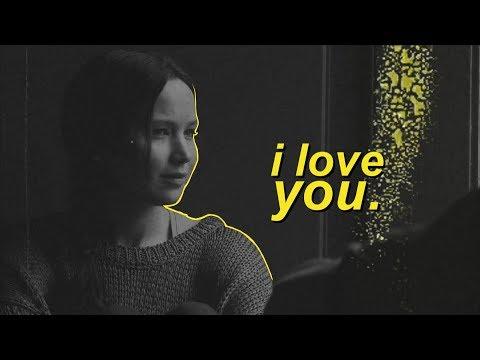 Katniss And Peeta • I Love You