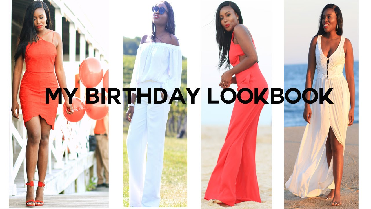 0a2cd4a74 5 Birthday Outfits - Lookbook | MsNerdyChica 🤓 - YouTube