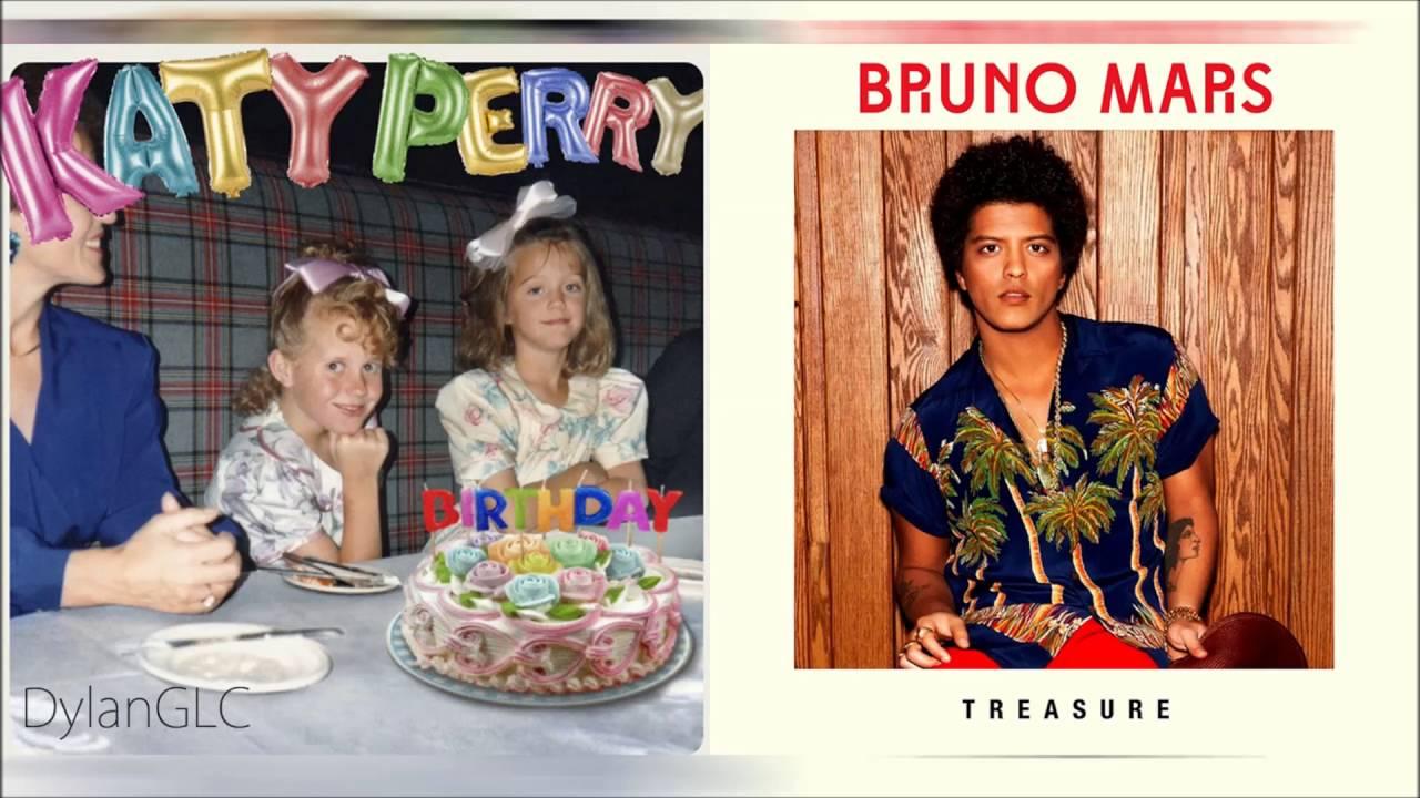 Happy Birthday Me Lol Birthday Treasure Bruno Mars Katy Perry