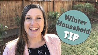 Winter Household Tip + Community Event | Jen Gowens, Your Realtor
