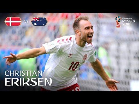 Christian ERIKSEN Goal