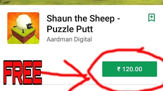 How to download shaun the sheep puzzle putt free