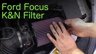 2012 Ford Focus K&N Filter