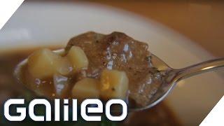 Top oder flop? Die Döner-Suppe | Galileo | ProSieben