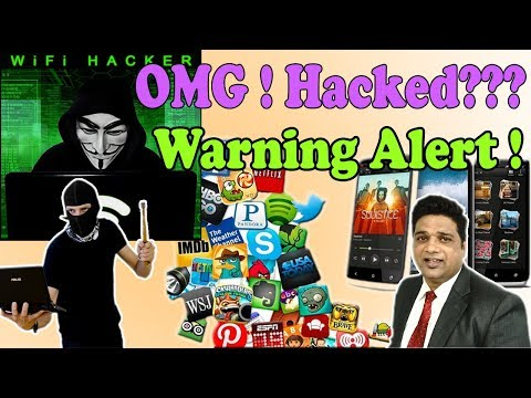 Mobile Hack   Data Leak Issue   Save your Smartphone