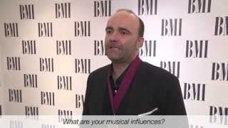 "Alex Geringas on Winning a BMI Pop Song Award for ""Dark Side"""