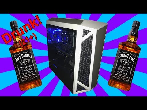 Can You Build a PC Drunk?
