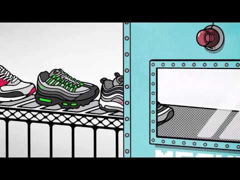 Nike's Air Max Reinvented - Air Max 2013