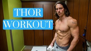 My Strongest Physique of All Time | The Thor Workout