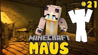 WER VERFOLGT UNS DA? ✿ Minecraft MAUS #21 / HAUS #00