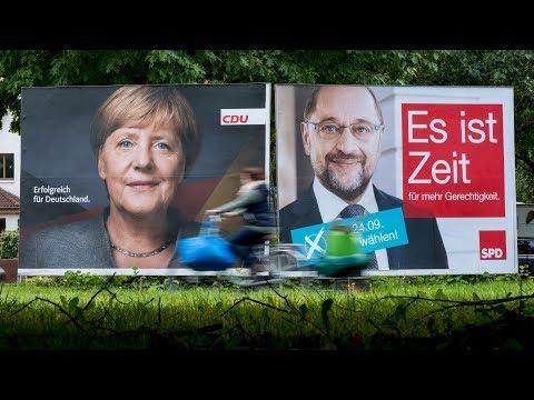 """""""maybrit illner"""" [30.11.2017] Kurs auf Schwarz-Rot – Merkels letzte Hoffnung?"""