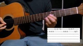 Baixar Cuidado - Gaab Aula Solo Violão (como tocar)