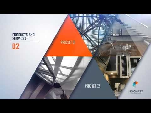 Company Profile Sample - After Effects Template - YouTube