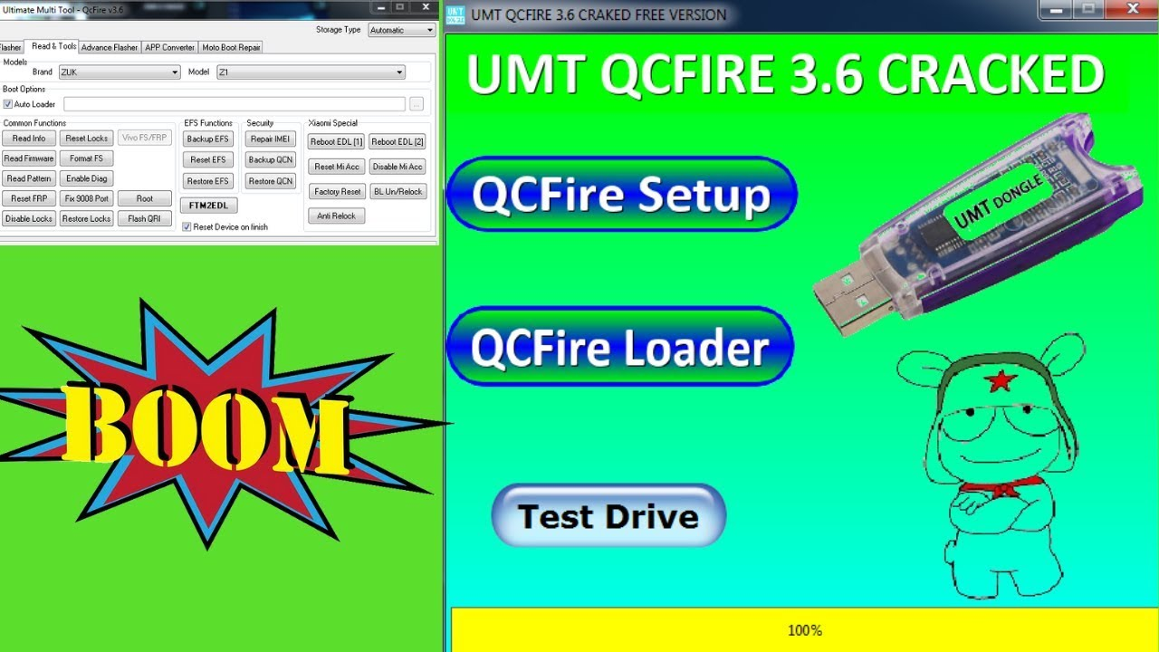 Ultimate Multi Tool Qc Fire 3 6 Cracked 2019 -