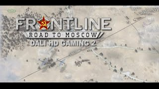 Frontline: Road to Moscow PC Gameplay FullHD 1080p