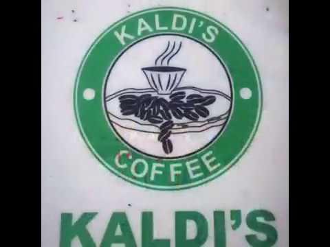 Kaldi's Coffee, Addis Ababa - Viaje con Cafe