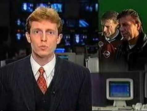 Nova TV - znelka Sportovni Noviny 1997-1999