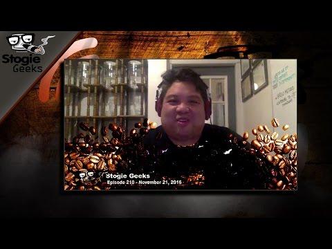 Stogie Geeks #210 - Debonaire Ideal: Jay Caragay, Spro Coffee
