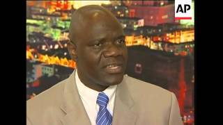 Deputy PM comment on Europe, China's investment in Zimbabwe